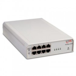 Microsemi - PD-3504G/AC - Microsemi 4-Port PoE Midspan, 10/100/1000BaseT, AC Input - 240 V AC Input - 55 V DC Output - 4 10/100/1000Base-T Input Port(s) - 4 10/100/1000Base-T Output Port(s) - 15.40 W