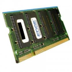 Edge Tech - CE483A-PE - EDGE CE483A-PE 512MB DDR2 SDRAM Memory Module - 512 MB - DDR2 SDRAM - 400 MHz DDR2-400/PC2-3200 - Non-ECC - Unbuffered - 144-pin - SoDIMM