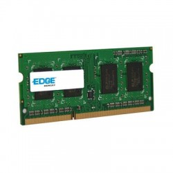 Edge Tech - PE243784 - EDGE 2GB DDR3 SDRAM Memory Module - 2 GB (1 x 2 GB) - DDR3 SDRAM - 1.50 V - 204-pin - SoDIMM