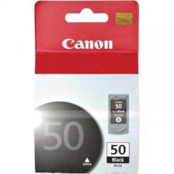 Canon - 0616B002 - Canon PG-50 Original Ink Cartridge - Inkjet - Black - 1 Each