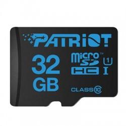Patriot Memory - PIF32GMCSHC10 - Patriot Memory Instamobile 32 GB microSDHC - Class 10/UHS-I (U1)