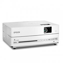 Epson - V11H335120 - Epson PowerLite LCD Projector - 720p - 16:10 - F/1.58 - 1.72 - UHE - 200 W - 4000 Hour Normal Mode - 5000 Hour Economy Mode - 1280 x 800 - WXGA - 3,000:1 - 2500 lm - HDMI - USB - VGA In - 2 Year Warranty