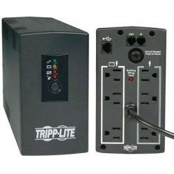 Tripp Lite - POS500 - Tripp Lite POS Series 120V 500VA 300W Standby UPS Tower / USB Port / 6 Outlets - 500VA/300W - 5 Minute Full Load - 6 x NEMA 5-15R