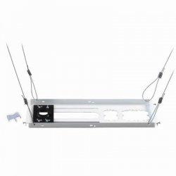InFocus - PRJ-PLTB - InFocus PRJ-PLTB Ceiling Mount for Projector - 50 lb Load Capacity - Steel