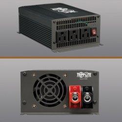 Tripp Lite - PV700HF - Tripp Lite Ultra-Compact Inverter 700W 12V DC to 120V AC 3 Outlets 5-15R - 12V DC - 120V AC - Continuous Power:700W
