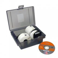 Brother International - QL-KIT100 - Brother QLKIT100 Printer Accessory Kit