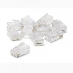 Belkin / Linksys - R6G088-R-50 - Belkin - Network connector - RJ-45 (M) - CAT 5