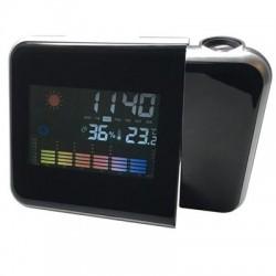 Audiovox - RCPJ100 - Alarm Clock w BI Time Prjctr