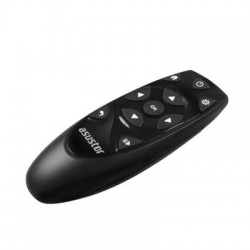 Asustor - REMOTE CONTROL AS-RC10 - ASUSTOR Remote Control for AS-3 and AS-2xxTE Series for XBMC