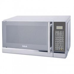 RCA - RMW741 - RCA(R) RMW741 .7 Cubic-ft Stainless Steel Microwave