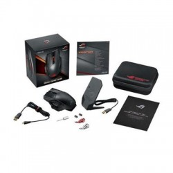 Asus - ROG SPATHA - Asus Mouse ROG Spatha RGB Wireless Wired Laser Gaming Mouse 8200dpi Retail