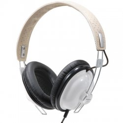 Panasonic - RP-HTX7-W1 - Panasonic RP-HTX7 Stereo Headphone - Wired Connectivity - Stereo - Over-the-head - White