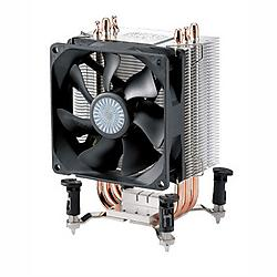 Cooler Master - RR-910-HTX3-G1 - Cooler Master Hyper TX3 RR-910-HTX3-G1 CPU Cooler - 1 x 92 mm - 2800 rpm - Sleeve Bearing - Side Fan Location