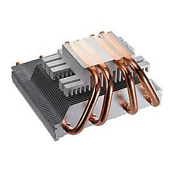 Cooler Master - RR-VTPS-28PK-R1 - Cooler Master Vortex Plus RR-VTPS-28PK-R1 Cooling Fan/Heatsink - 1 x 92 mm - 2800 rpm - Sleeve Bearing