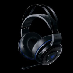 Razer - RZ04-01480100-R3U1 - Razer Thresher Ultimate Wireless Sorround Gaming Headset - Stereo - Wireless - 40 ft - 32 Ohm - 12 Hz - 28 kHz - Over-the-head - Binaural - 55 dB SNR - Ear-cup
