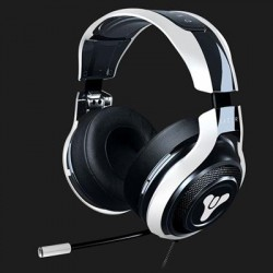 Razer - RZ04-01920400-R3M1 - Razer ManO'War Tournament Edition Analog Gaming Headset - Stereo - Mini-phone - Wired - 32 Ohm - 20 Hz - 20 kHz - Over-the-head - Binaural - Circumaural - 4.27 ft Cable