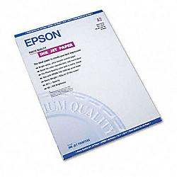 Epson - S041079 - Epson Coated Paper - A2 - 16 1/2 x 23 2/5 - 102 g/m Grammage - Matte - 90 Brightness - 30 Sheet - White