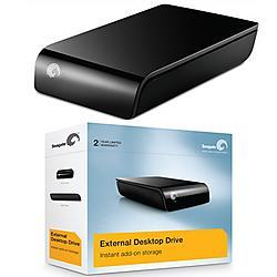 Seagate - ST315005EXA101-RK - Seagate ST315005EXA101-RK 1.50 TB 3.5 External Hard Drive - USB 2.0 - 7200 - 32 MB Buffer - Black - Retail