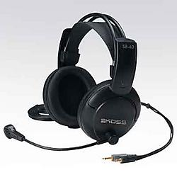 Koss - 159211 - Koss SB40 Multimedia Headset - Wired Connectivity - Stereo - Over-the-head