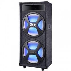 QFX - SBX-215 - BT PA Spkr w 2 15 Woofers