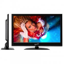 "Supersonic - SC-1311 - Supersonic SC-1311 13.3"" 720p LED-LCD TV - 16:9 - HDTV - ATSC - 90° / 45° - 1366 x 768 - USB"