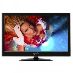 "Supersonic - SC-1911 - Supersonic SC-1911 19"" 720p LED-LCD TV - 16:9 - HDTV - ATSC - 170° / 160° - 1366 x 768 - 6 W RMS - USB"