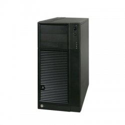 Intel - SC5650HCBRPRNA - Intel SC5650HCBRPRNA Barebone System Mini-tower - Intel 5500 Chipset - Socket B LGA-1366 - 2 x Processor Support - Black - DDR3 SDRAM DDR3-1333/PC3-10600 Maximum RAM Support - Serial ATA/300 RAID Supported Controller - Server