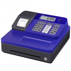 Casio - SE-G1SC-BU - Thermal Print Cash Register