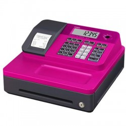 Casio - SE-G1SC-PK - Thermal Print Cash Register