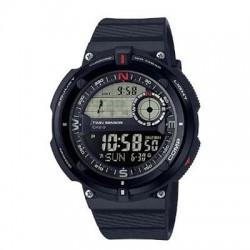 Casio - SGW600H-1B - Casio SGW600H-1B Wrist Watch - Men - Sports - Blue Green Glow - Digital - Quartz
