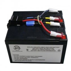 Battery Technology - RBC48-SLA48-BTI - BTI UPS Replacement Battery Cartridge - 12 V DC - Lead Acid