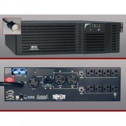 Tripp Lite - SMART5000XFMRXL - Tripp Lite UPS Smart 5000VA 3750W Rackmount AVR 120V/208V Pure Sign Wave 5kVA USB DB9 3URM - 5000VA/3750W - 8.5 Minute Full Load - 1 x NEMA L6-30R, 2 x NEMA L6-20R, 8 x NEMA 5-15/20R