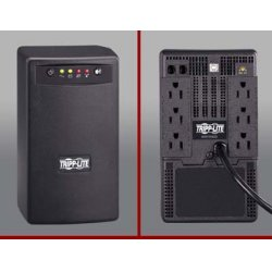Tripp Lite - SMART550USB - Tripp Lite UPS Smart 550VA 300W Battery Back Up Tower AVR 120V USB RJ11 - 550 VA/300 W - 120 V AC - 4 Minute - Tower - 4 Minute - 3 x NEMA 5-15R, 3 x NEMA 5-15R - Surge