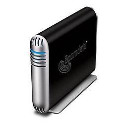 AcomData - SMBXXXU2FE-BLK - AcomData Samba SMBXXXU2FE-BLK Hard Drive Enclosure - 1 x 3.5 - 1/3H Internal - Serial ATA, FireWire, USB 2.0 - Obsidian Black