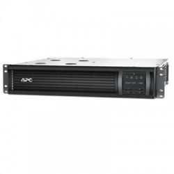 APC / Schneider Electric - SMT1500RM2UNC - APC by Schneider Electric Smart-UPS 1500VA LCD RM 2U 120V with Network Card - 1500 VA/1000 W - 120 V AC - 2U Rack-mountable - 6 x NEMA 5-15R