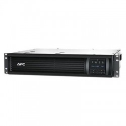 APC / Schneider Electric - SMT750RM2UNC - APC Smart-UPS 750VA LCD RM 120V with Network Card