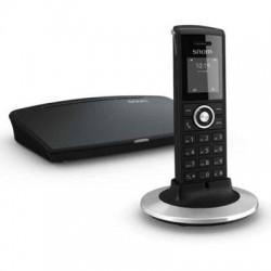 snom - 3954 - Snom M325 IP Phone - Wireless - Wall Mountable - Black - VoIP - SpeakerphoneNetwork (RJ-45) - SIP, DHCP, NTP, LDAP, SRTP Protocol(s)