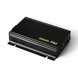 snom - PA1 - Amplifier Announcements over 8 ohm 2226