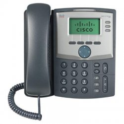 Cisco - SPA303-G1 - Cisco SPA 303 IP Phone - Cable - Wall Mountable - 3 x Total Line - VoIP - Caller ID - 2 x Network (RJ-45) - Monochrome