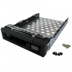 QNAP Systems - SP-X79U-TRAY - QNAP Drive Mount Kit for Hard Disk Drive - Black, Silver