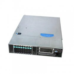 Intel - SR2625URLXRNA - Intel Server System SR2625URLXRNA Barebone System - 2U Rack-mountable - Intel 5520 Chipset - Socket B LGA-1366 - 2 x Processor Support - DDR3 SDRAM DDR3-1333/PC3-10600 Maximum RAM Support - Serial Attached SCSI (SAS) - Server