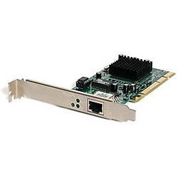 StarTech - ST1000BT32 - StarTech.com Ethernet Network adapter card - PCI - EN, Fast EN, Gigabit EN - 10Base-T, 100Base-TX, 1000Base-T - PCI - 1 x RJ-45 - 10/100Base-TX
