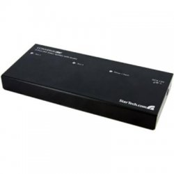 StarTech - ST122DVIA - StarTech.com 2 Port DVI Video Splitter with Audio - 1 x DVI-I (Dual-Link) Video In