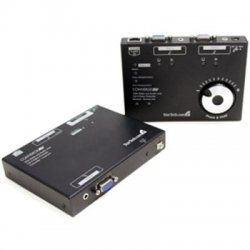 StarTech - ST122UTPAL - StarTech.com Long Range VGA over Cat5 Video Extender 300m / 950 ft - 1920x1080 - 1 x 2, 2 - 300m