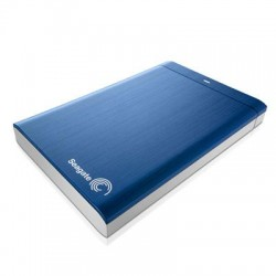 Seagate - STBU1000102 - Seagate Backup Plus STBU1000102 1 TB 2.5 External Hard Drive - USB 3.0 - Blue - Retail