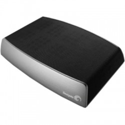 Seagate - STCG2000100 - Seagate Central STCG2000100 2 TB External Network Hard Drive - Ethernet - USB 2.0 - Black