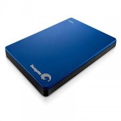 Seagate - STDR2000102 - Seagate Backup Plus Portable STDR2000102 2 TB External Hard Drive - Portable - USB 3.0 - Blue