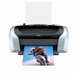 Epson - C11C617121 - Epson Stylus C88+ Inkjet Printer - Color - 5760 x 1440 dpi Print - Plain Paper Print - Desktop - 23 ppm Mono / 14 ppm Color Print - Legal, A4, B5, A5, A6, Half-letter, Executive, ... - 120 sheets Standard Input Capacity - USB