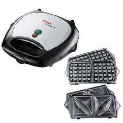 T-Fal / Wearever - SW610062 - EZ Clean Sandwich Waffle Maker