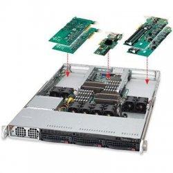 Supermicro - SYS-6016XT-TF - Supermicro SuperServer 6016XT-TF Barebone System - Intel 5520 - Socket B - Xeon (Quad-core) - 1333MHz Bus Speed - 96GB Memory Support - 1U Rack